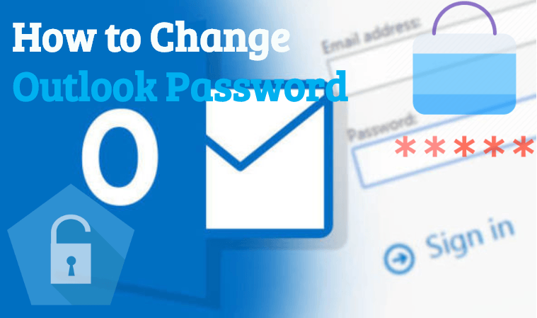 How to Change Outlook Password In All Devices? » USA Tech Blog