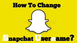 How To Change Snapchat Username & Password Without Deleting Old Account