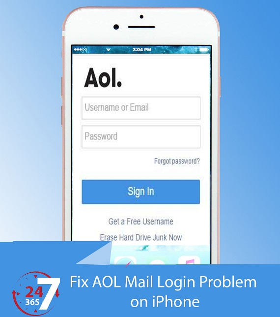 AOL-Mail-Login-Problem-on-iPhone