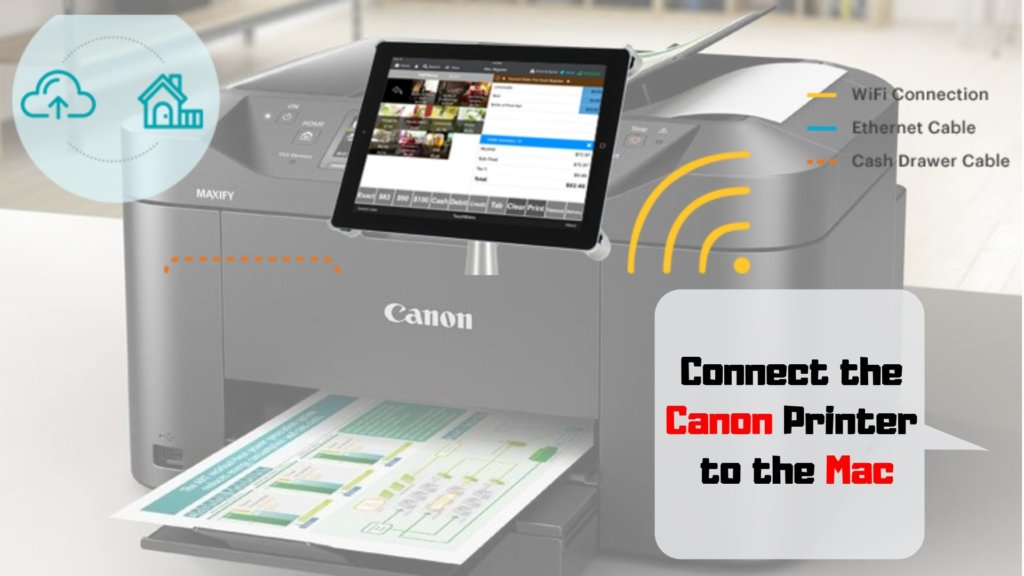 Get Started For Canon IJ Setup To Print Quickly From Canon
