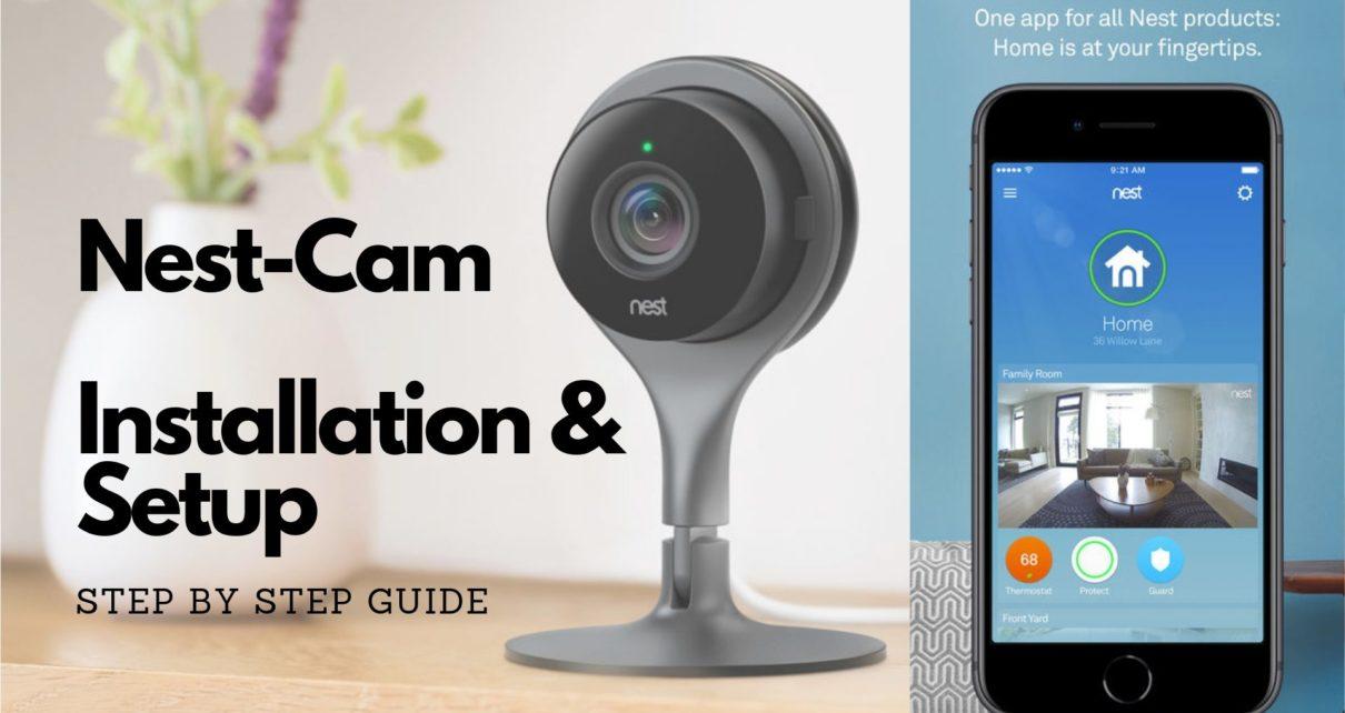 nest security camera system