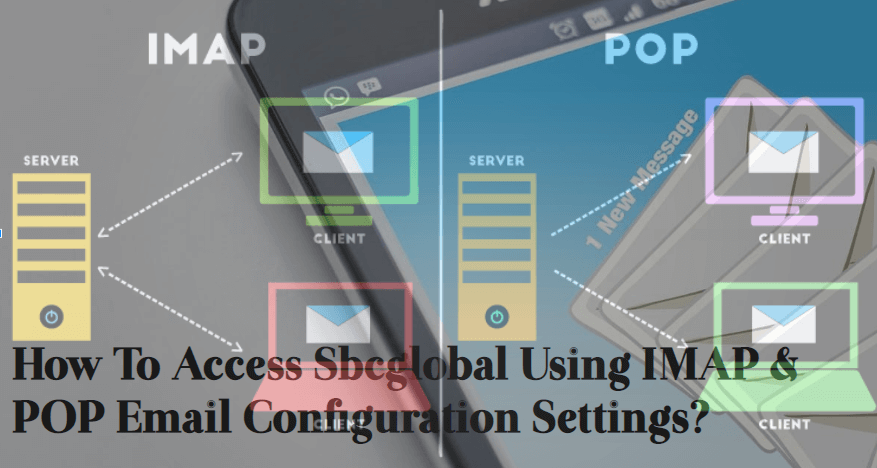 how to access sbcglobal using IMAP and POP email Configuration settings