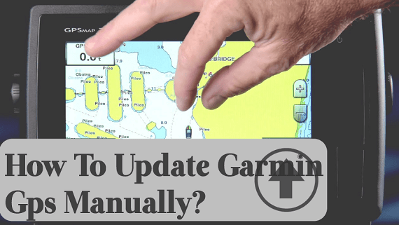 How to Update Garmin Gps Manually?