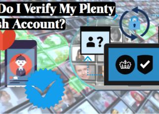 how do i verify my plenty of fish account