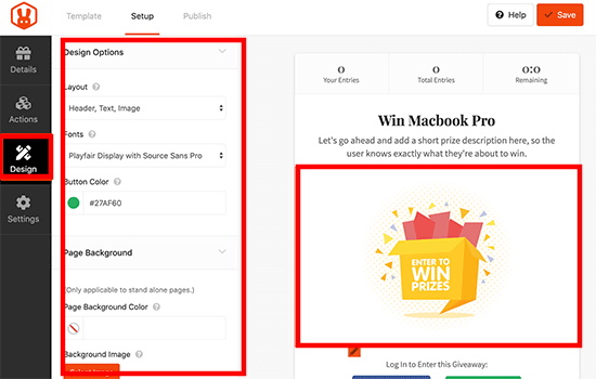 run-contest-wp-61 10 Quick Steps To Run A Contest On WordPress Websites