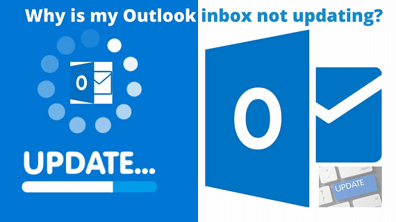 Why is my Outlook Email Not Updating Automatically and How to Fix it?