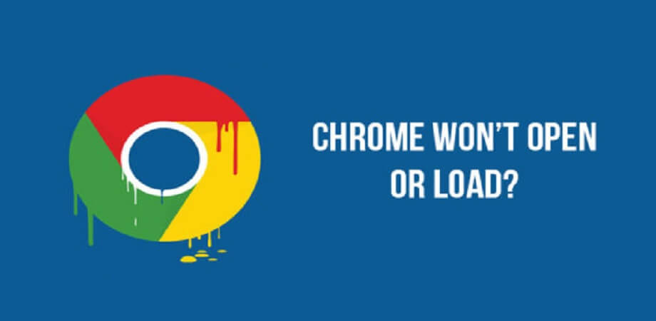 How to fix Google chrome won't open in windows 10