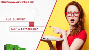 Get Availability of AVG Support Number for Internal Problems