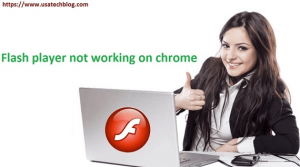 Why Flash Player Not Working on Chrome what the reason behind this and how to fix this problem