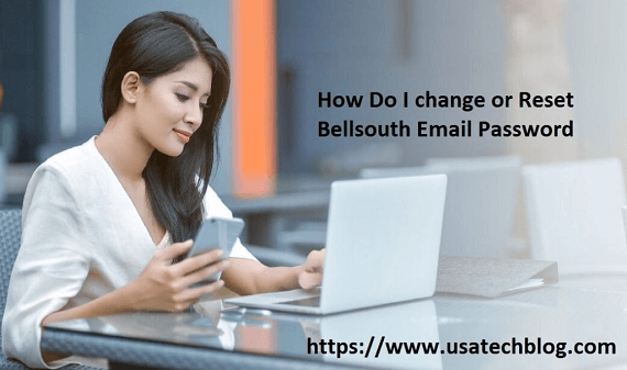 How to Change or Reset BellSouth Email Password