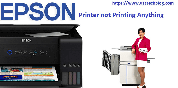Why is My Epson Printer Not Printing and How to Fix It