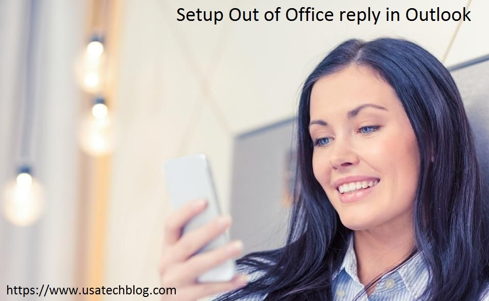 How to Setup Out of Office Reply in Outlook