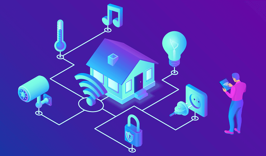 The Future of IoT and Home Automation