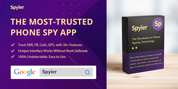 spyier-banner Top 5 Best Apps to Clone a Phone