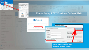 Att.Net Email Settings A User-Friendly Guide