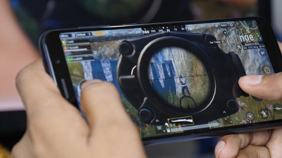 gaming mobile gaming pubg