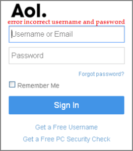 AOL Email Login
