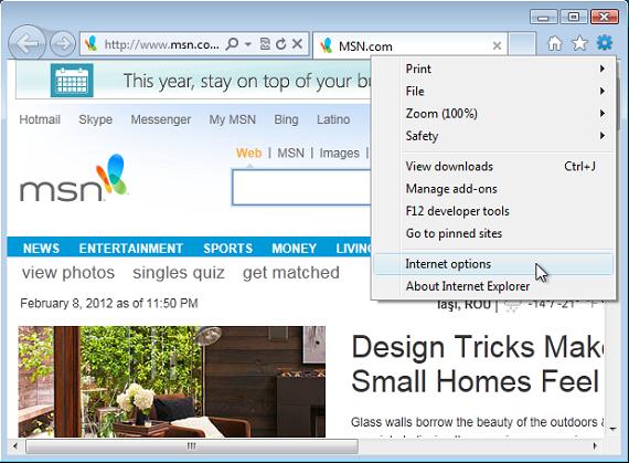 Restore Msn Homepage 1877 285 1773 Make Msn My Homepage