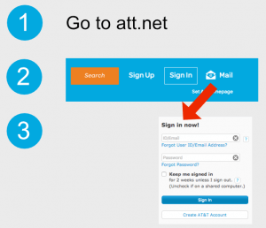 att.net email login