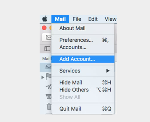sbcglobal email settings for mac
