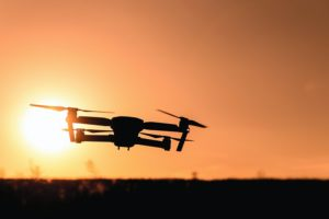 Use of Drone Technology for Aerial Photography